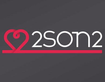 IMAGEN CORPORATIVA Y DISEÑO WEB DE 2SON2